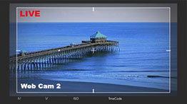 Folly Beach Webcams