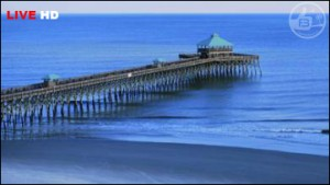 Folly Beach Webcam