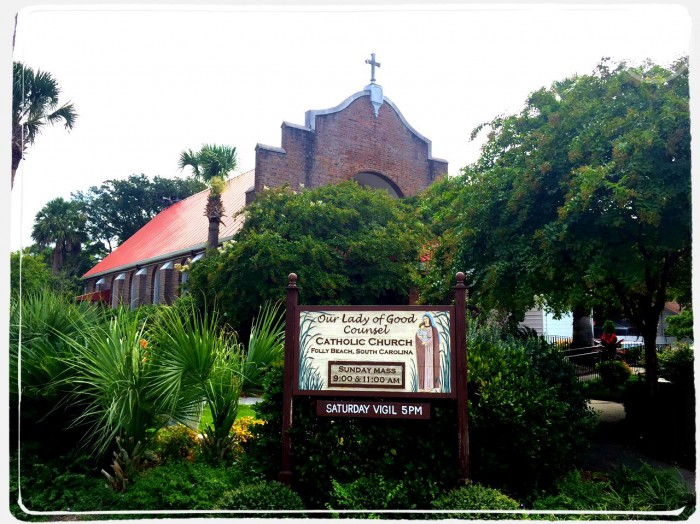 Folly Beach Catholic Church