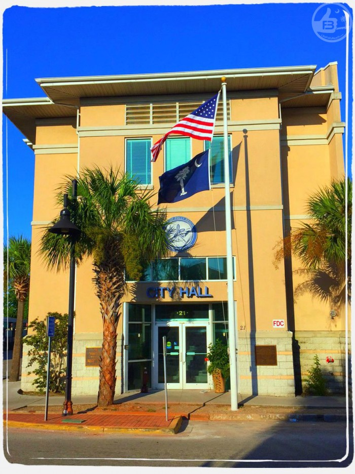 Folly Beach City Hall